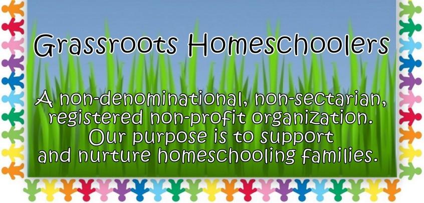 Grassroots Homeschoolers Banner