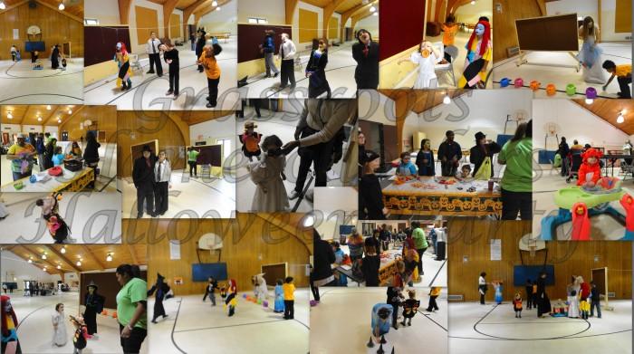 Grassroots Homeschoolers Halloween Party