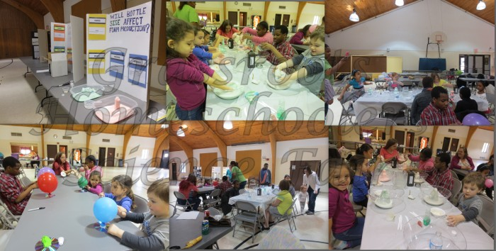 Grassroots Homeschoolers Science Fair